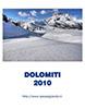 Dolomiti Calendario 2010