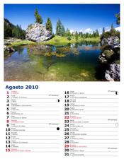 Agosto 2010 - Lago Federa