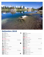 Settembre 2010 - Lago Federa