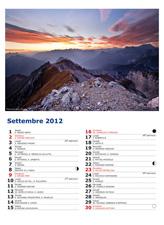 Settembre 2012 - Lago Federa